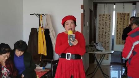 诗朗诵《中国红》-心语