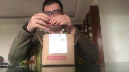 淘宝特价板开箱麦丽素巧克力视频