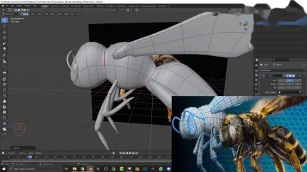 Blender教程-将平面照片转三维动画
