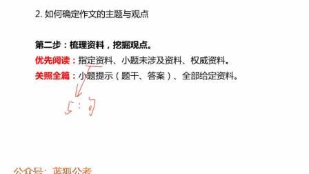 2022山东省考笔试系统班二期-方法精讲-申论6