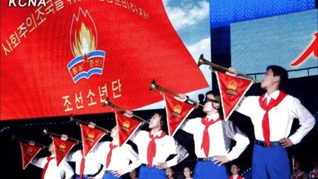 【朝鲜歌曲】对国家无限忠诚的日子