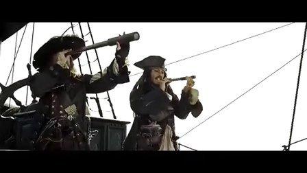 【十大震撼背景音乐之六】:《He's a pirate》