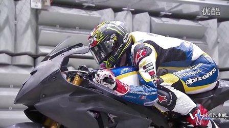 BMW S 1000 RR 摩托车风洞试验
