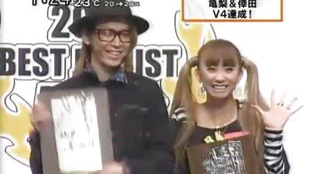 091019 Best Jeanist 2009 新聞合輯