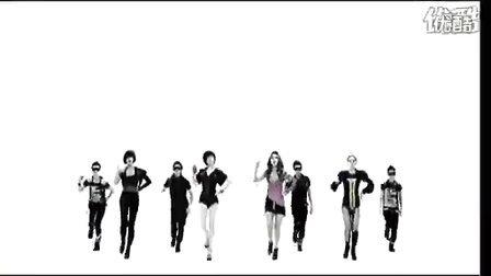 纯舞蹈版---Brown Eyed Girls的Abracadabra