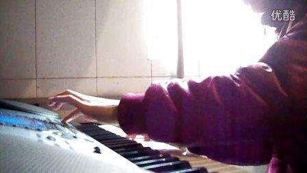 电子琴演奏 <一帘幽梦>