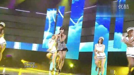 110820_MBC_Music_Core NS允智I_Want_To_See_Him_Again