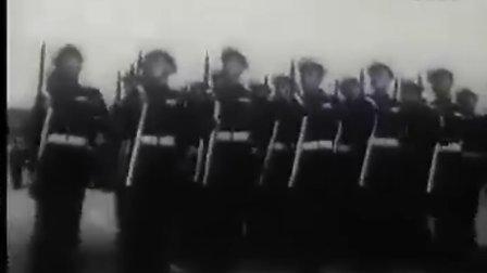 中国开国大典大阅兵