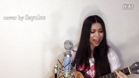 YUI cover Rolling star guitar Sayulee