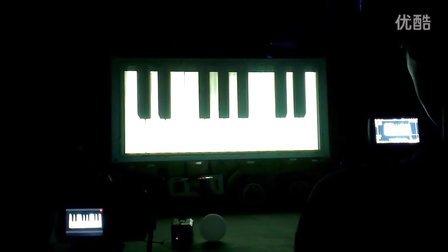 20120817集客微托邦起航之夜开场动画ONEX版