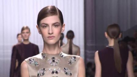 Christian Dior 2012秋冬时装发布会