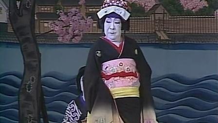 隅田川続俤~法界坊 双面水照月 十七世中村勘三郎