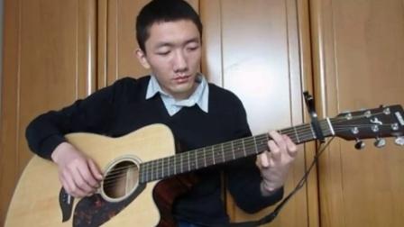 吉他弹唱-失落沙洲