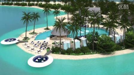 Kandima Maldives:置身热带岛屿天堂