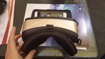 焰火极幕-1初印象——何止国产Gear vr