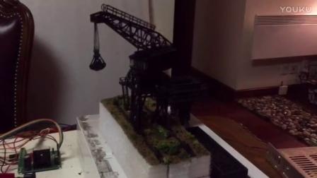 Andy train model 火车模型