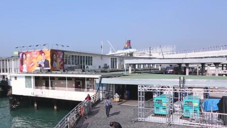 【户外广告】香港尖沙咀天星码头 | TST9AB | POAD