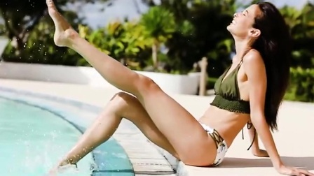 Bikini collection 2017夏天赏妹妹们的泳装