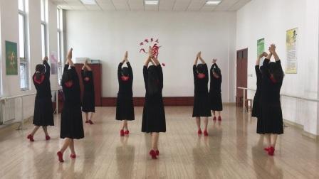 我的祖国-山东诸城文化馆舞蹈班舞魅舞团广场舞