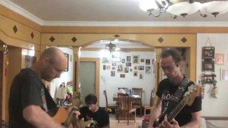John Carroll ThinAir Live the Playroom