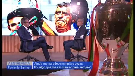 RTP专访--葡萄牙主帅费尔南多桑托斯欧洲杯夺冠访谈录