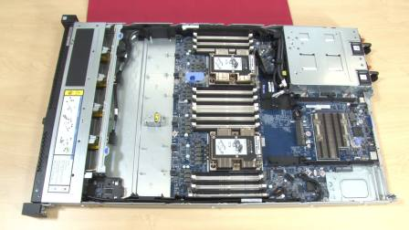 Lenovo Thinksystem SR630 Install System Board