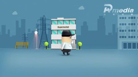 巡更通信系统解决方案动画视频