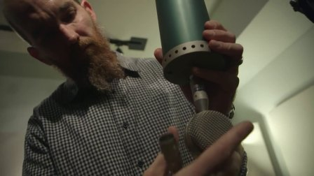 BLUE:Bottle/大瓶子 麦克风 开箱评测-Billy Bush