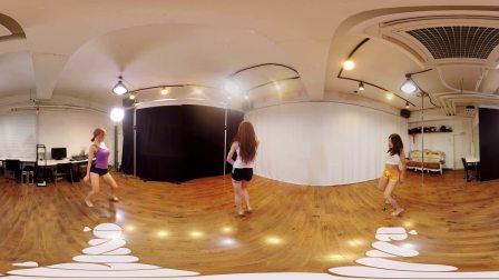 经典韩国性感女团Bambino热舞360度全景VR视频OPPA OPPA