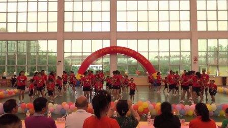 亲子操【加加油】苏桥镇中心幼儿园大一班表演