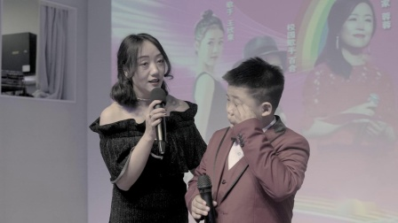 """西安天籁脑瘫男孩 杨砚希 """"你是我的眼""""公益歌会"""