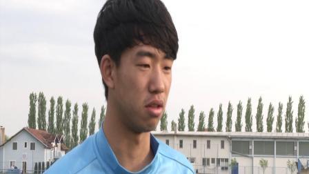 Tianjin U20 day 2, Serbia Football Camp