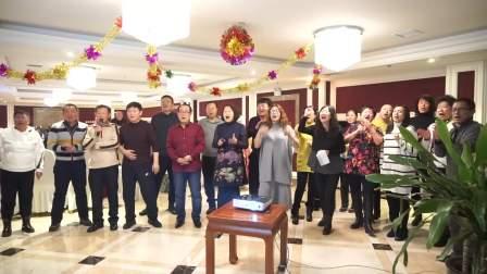 朝阳市体育运动学校84级88届毕业生30年同学联谊会(歌唱部分)