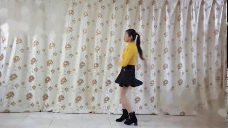 阿文樂樂广场舞,抖音《夜之光》花姐演唱(1)