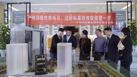 深圳市天使卓越国际投资基金有限公司 宣传片-程品影视