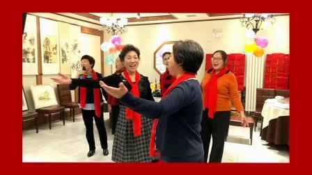 女声小合唱《我爱祖国的蓝天》片段