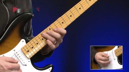 Eric Johnson - Manhattan 吉他示范演奏 Lick Library