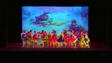 朝鲜舞《河边》 Korean Dance: Riverside