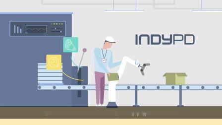 协作机器人平台服务(IndyGO)_纽禄美卡(Neuromeka)
