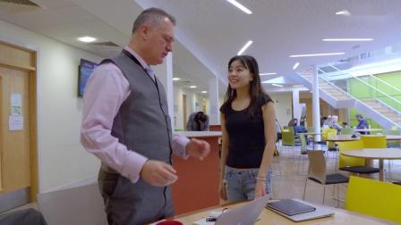考文垂大学 | 中国学姐分享考大就读经历
