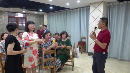 前石塘村活动花絮(主办:扬子晚报读者合唱团)