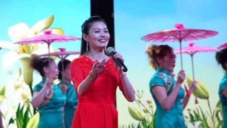 京歌对唱《蝶恋》演唱:谢芳 易又发(天门新城国庆70周年文艺晚会)
