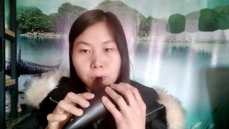 大鱼海棠 12孔陶笛分解视频