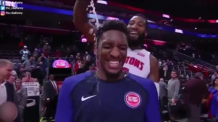 NBA中最淡定的球员是谁?看完这个你就知道了