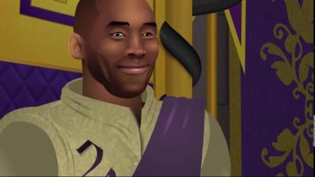 NBA版权游第三季01集:科比退役特别版