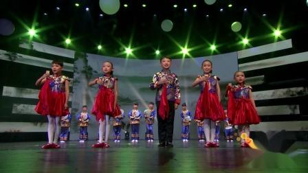 舞蹈、快板串烧 《山西的山》山西省长治市潞城区方雅艺术培训学校
