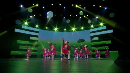 舞蹈《小白马》内蒙古包头市皇家任艺舞蹈艺术学校