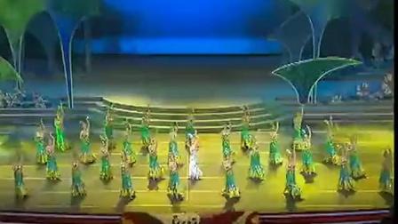 活动Pro-大型舞蹈节目 民族舞 开场舞  央视舞蹈节目 舞蹈《吉祥孔雀》