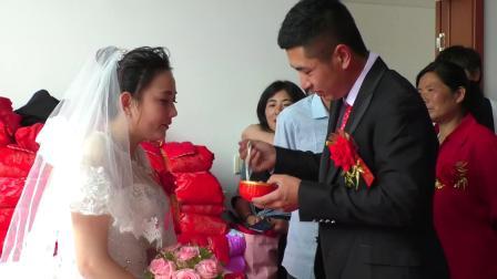 前马坨 张保 朱月敏 婚礼录像 高清