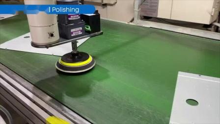 协作机器人加工件打磨抛光应用案例_纽禄美卡(Neuromeka)